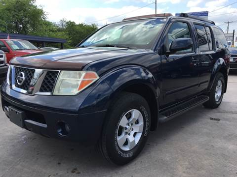 2007 Nissan Pathfinder for sale in San Antonio, TX