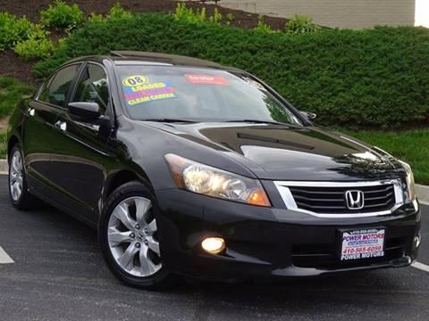 2008 Honda Accord for sale in Halethorpe, MD