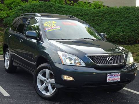 2005 Lexus RX 330 for sale in Halethorpe, MD