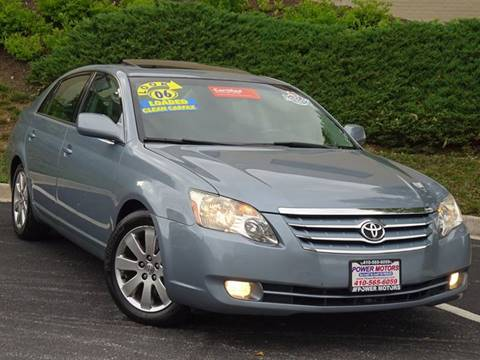 2006 Toyota Avalon for sale in Halethorpe, MD