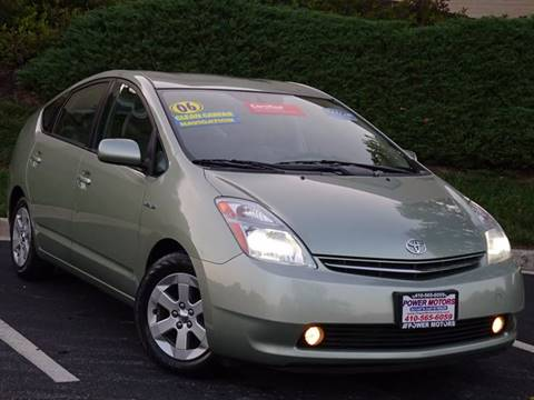 2006 Toyota Prius for sale in Halethorpe, MD