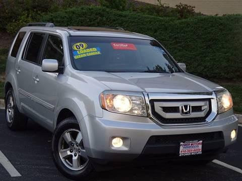 2009 Honda Pilot for sale in Halethorpe, MD