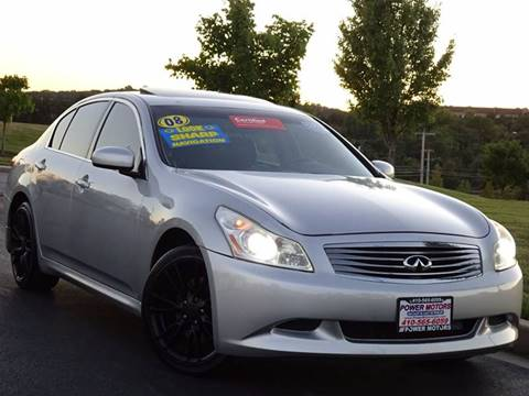 2008 Infiniti G35 for sale in Halethorpe, MD