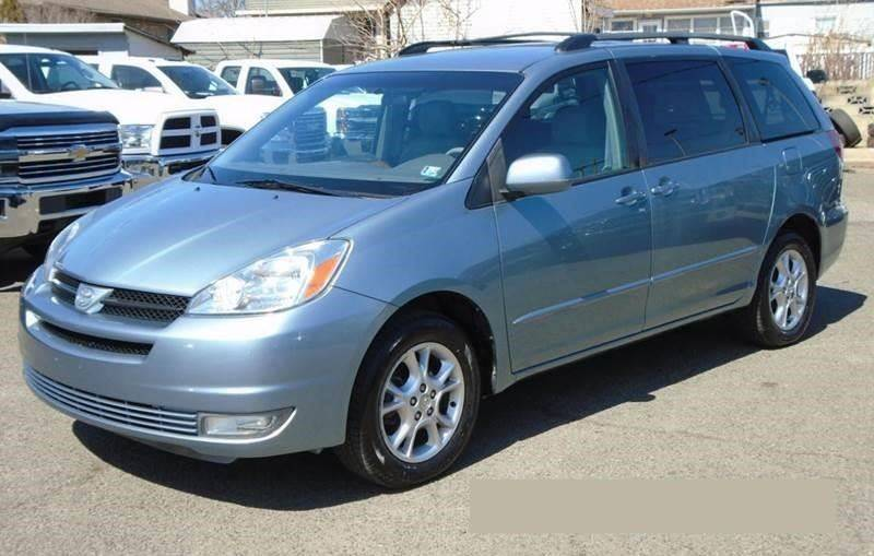 2005 Toyota Sienna For Sale At Power Motors In Halethorpe MD