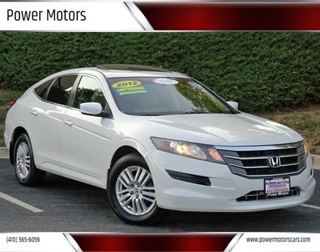 Honda Crosstour For Sale >> Honda Crosstour For Sale In Halethorpe Md Power Motors