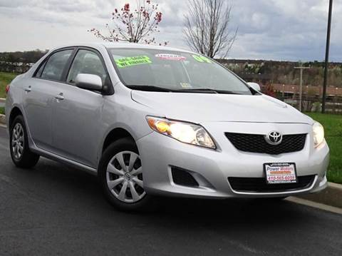 2009 Toyota Corolla for sale in Halethorpe, MD