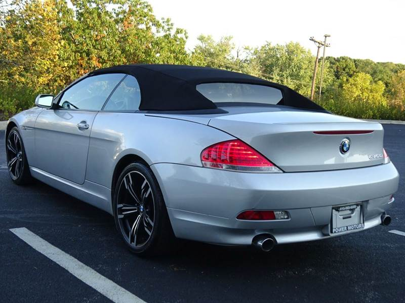 BMW Series Ci In Halethorpe MD Power Motors - Bmw 645ci wheels