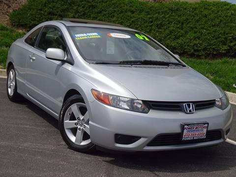 2007 Honda Civic for sale in Halethorpe, MD