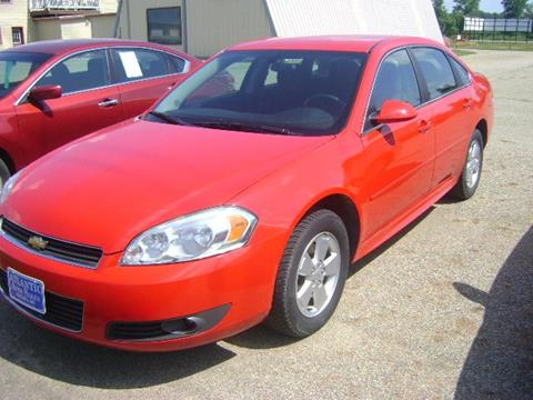 2011 Chevrolet Impala for sale in Morris MN