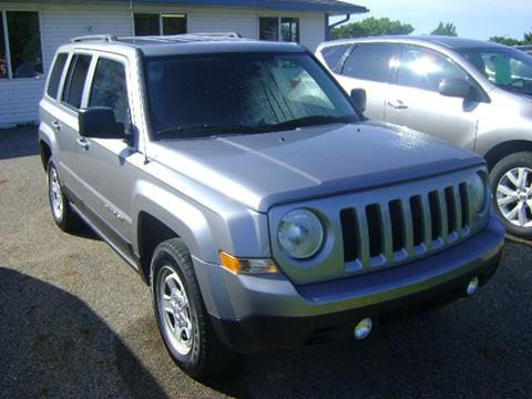2015 Jeep Patriot for sale in Morris, MN