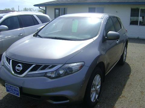 2012 Nissan Murano for sale in Morris, MN