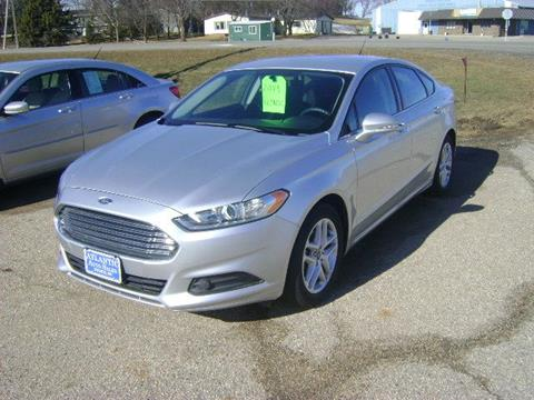 2014 Ford Fusion for sale in Morris MN
