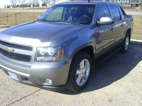 2009 Chevrolet Avalanche for sale in Morris, MN
