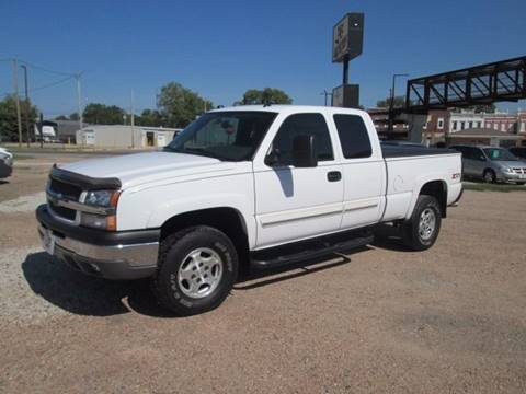 2004 Chevrolet Silverado 1500 for sale in Wood River, NE