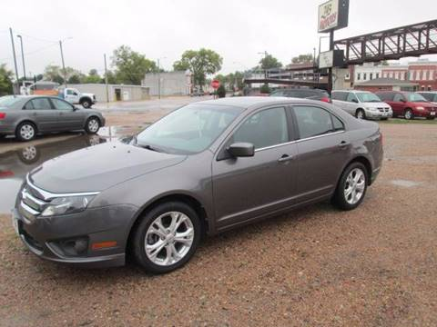 2012 Ford Fusion for sale in Wood River, NE