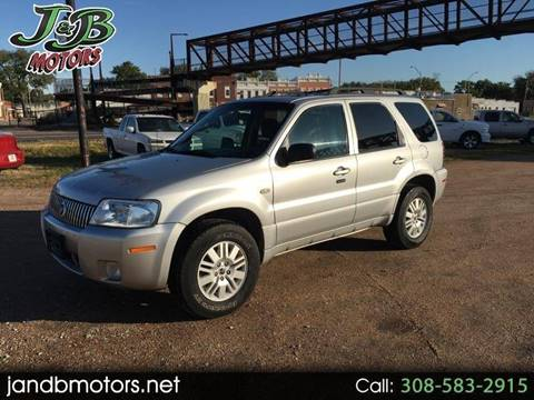 2006 Mercury Mariner for sale in Wood River, NE