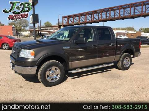2005 Ford F-150 for sale in Wood River, NE
