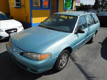 1997 Mercury Tracer for sale in Spokane Valley, WA