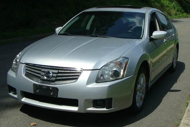 2007 Nissan Maxima 3.5 SE 4dr Sedan   Paterson NJ