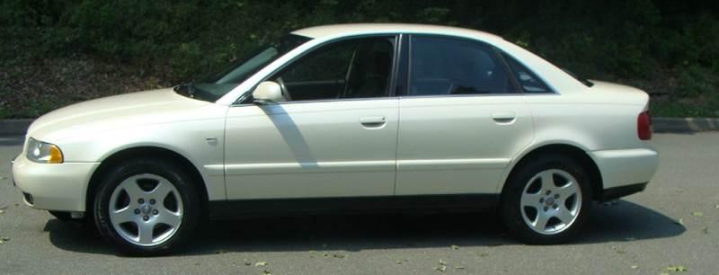 2001 Audi A4 Awd 28 Quattro 4dr Sedan In Paterson Nj Straight