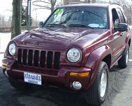 2002 Jeep Liberty For Sale In Paterson, NJ