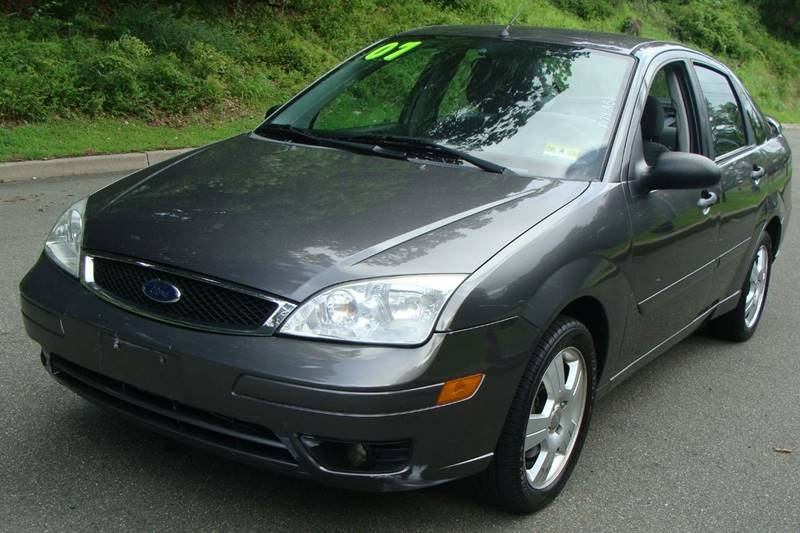 2007 Ford Focus Zx4 Ses 4dr Sedan In Paterson Nj