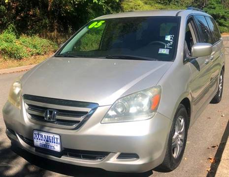 2005 Honda Odyssey for sale in Paterson, NJ