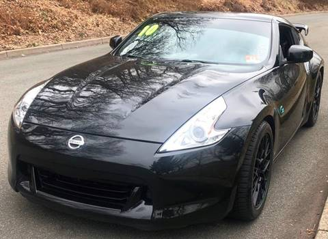 2010 Nissan 370Z for sale at STRAIGHT MOTOR SALES INC in Paterson NJ