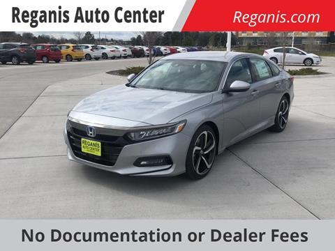 2019 Honda Accord for sale in Scottsbluff, NE