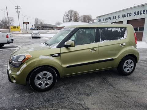 2012 Kia Soul for sale in Perryville, MO