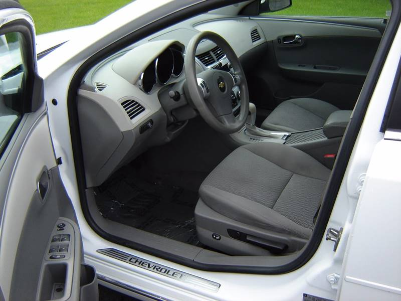 2012 Chevrolet Malibu LT 4dr Sedan w/1LT - New Holland PA