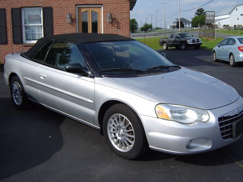 2004 Chrysler Sebring LXi 2dr Convertible - New Holland PA