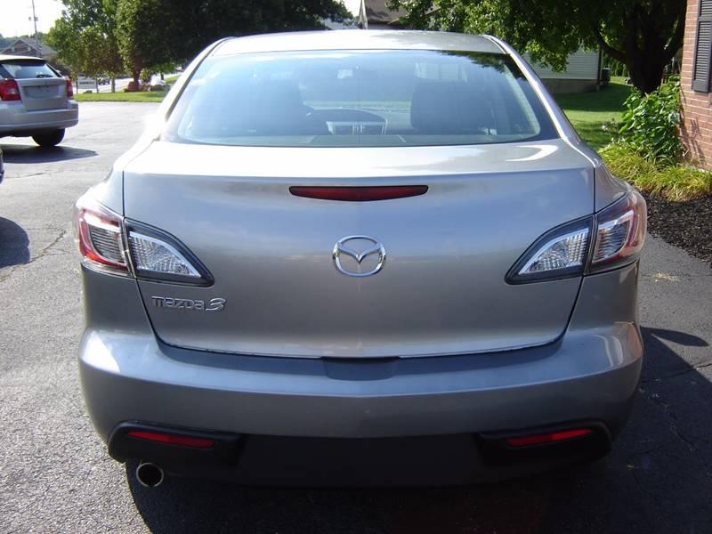 2011 Mazda MAZDA3 i Touring 4dr Sedan 5A - New Holland PA