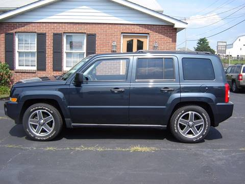 2008 Jeep Patriot for sale in New Holland, PA
