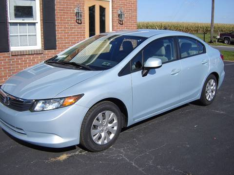 2012 Honda Civic for sale in New Holland, PA