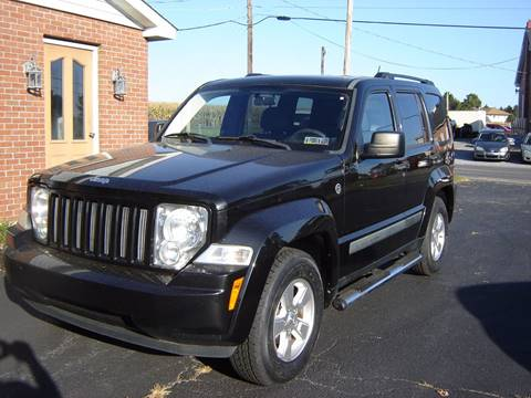 2010 Jeep Liberty for sale in New Holland, PA