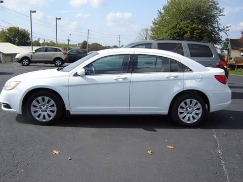 2012 Chrysler 200 for sale in New Holland, PA