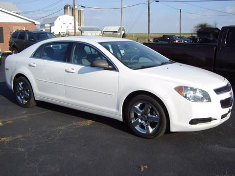 2012 Chevrolet Malibu for sale in New Holland, PA
