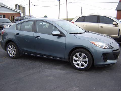2013 Mazda MAZDA3 for sale in New Holland, PA