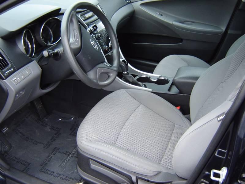 2013 Hyundai Sonata GLS 4dr Sedan - New Holland PA