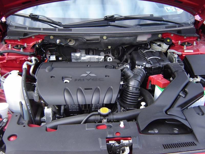 2012 Mitsubishi Lancer ES 4dr Sedan CVT - New Holland PA
