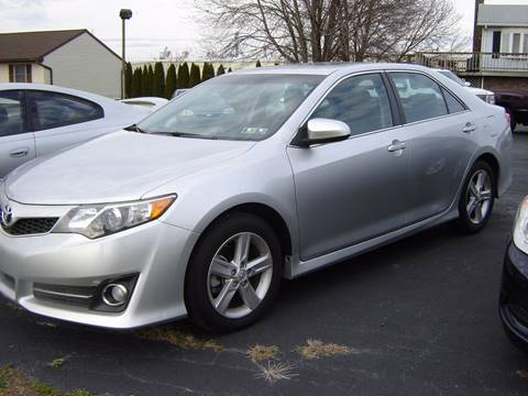 2014 Toyota Camry for sale in New Holland, PA