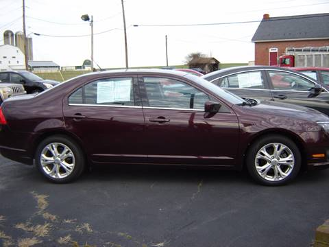 2012 Ford Fusion for sale in New Holland, PA