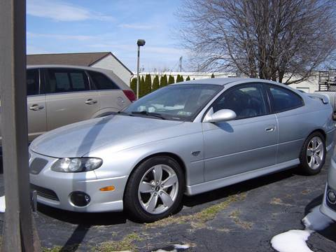 2004 Pontiac GTO for sale in New Holland, PA