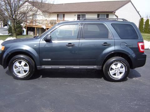 2008 Ford Escape for sale in New Holland, PA