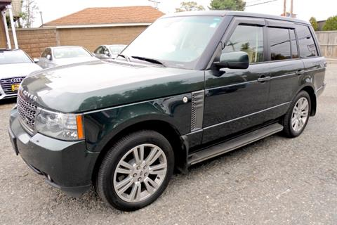 2011 Land Rover Range Rover for sale in Northborough, MA
