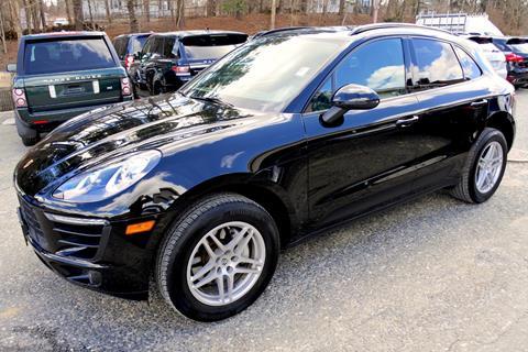 2017 Porsche Macan for sale in Shrewsbury, MA