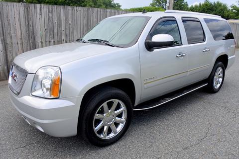 2012 GMC Yukon XL for sale in Shrewsbury, MA