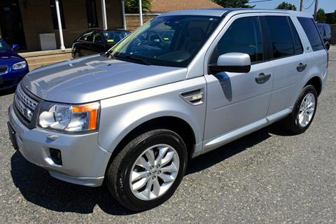 2011 Land Rover LR2 for sale in Shrewsbury, MA