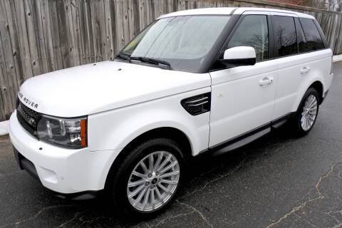 2013 Range Rover Sport For Sale >> 2013 Land Rover Range Rover Sport For Sale In Shrewsbury Ma